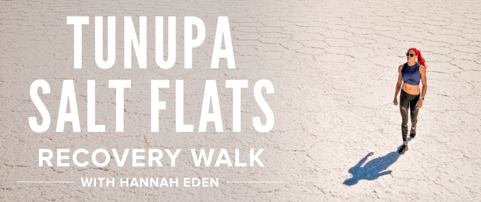Tunupa Salt Flats Recovery Walk