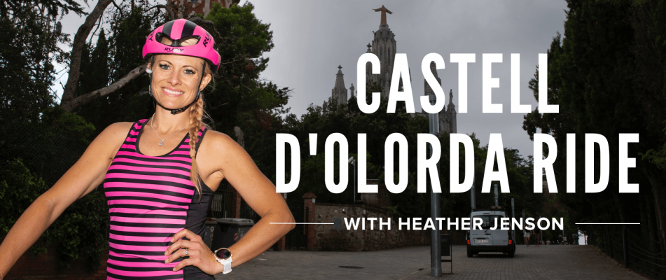 Castell D'Olorda Ride