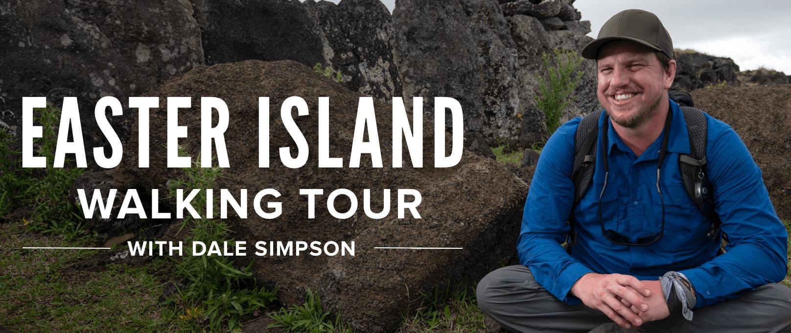 iFit Easter Island Walking Tour walking workout