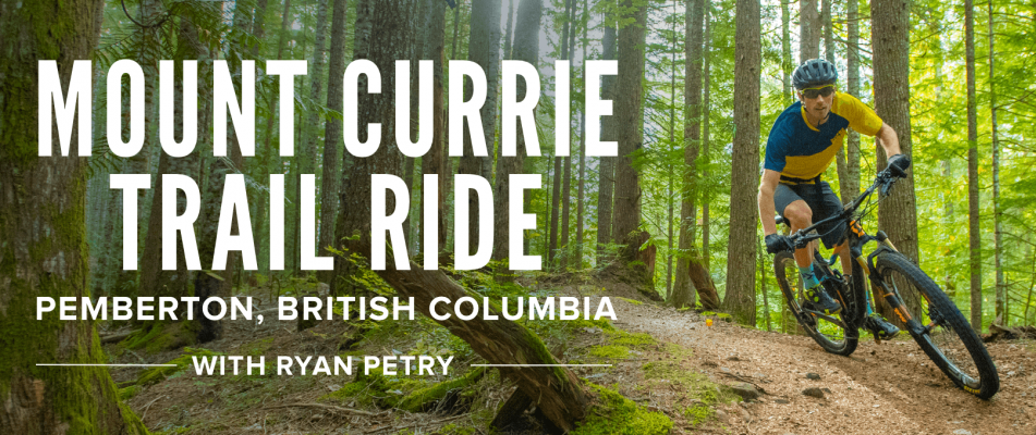 Mount Currie Trail Ride