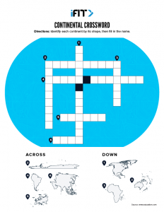 Continental Crossword