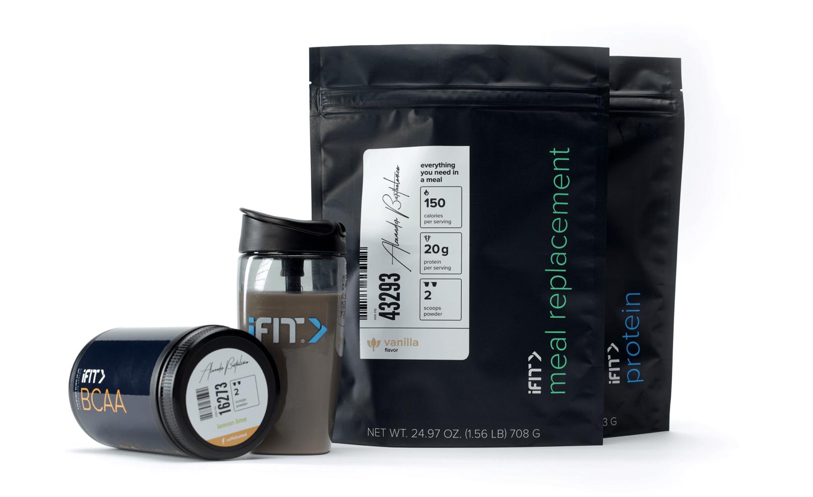 iFit Nutrition line