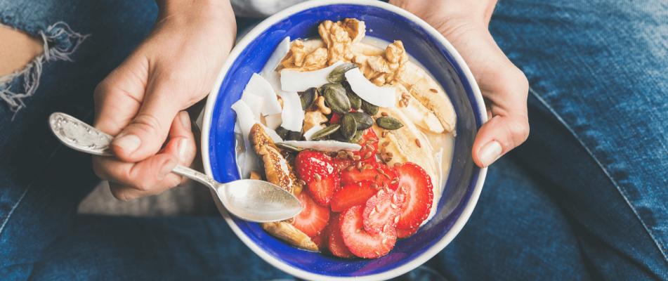 Nourish your body.