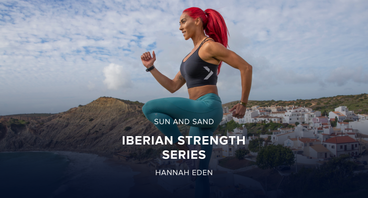 iFit March Sun and Sand Strength Challenge: Iberian Strength Workout Series with Trainer Hannah Eden