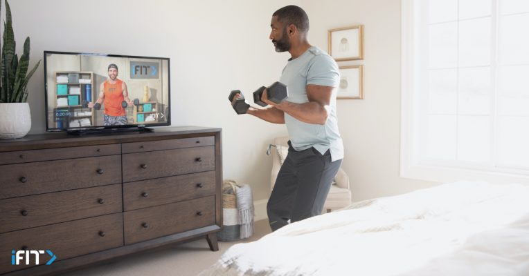 iFit TV app HIIT workouts