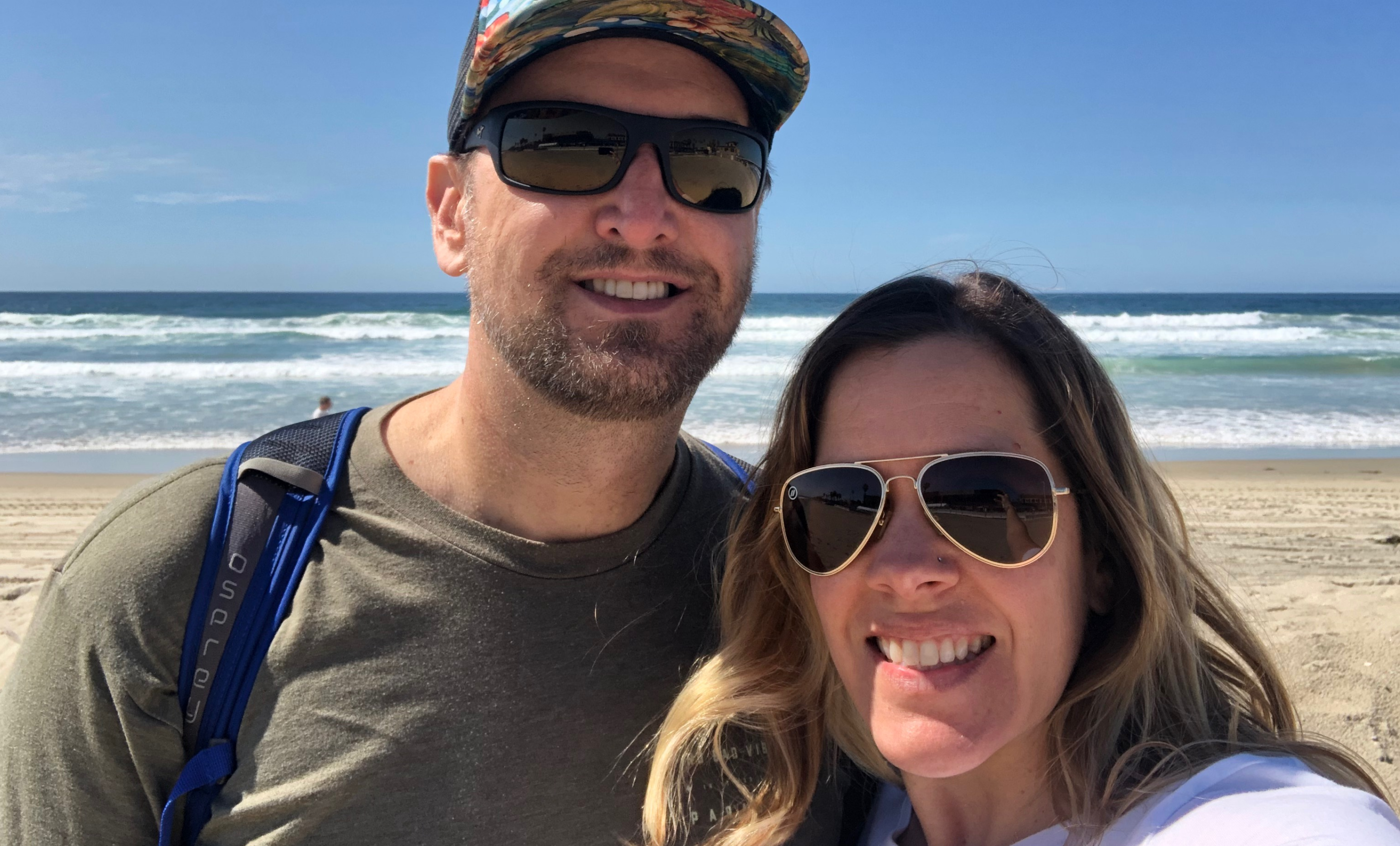 iFit Member Amy Smith and her husband
