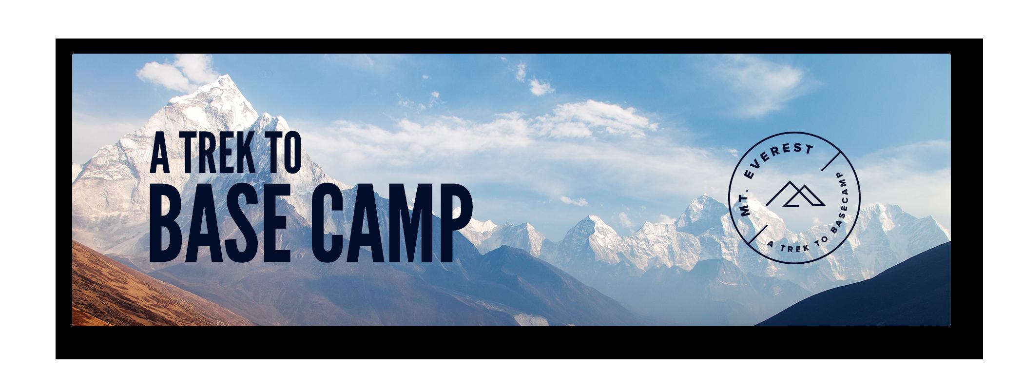 iFit Everest: A Trek to Base Camp Series | Walking workout series
