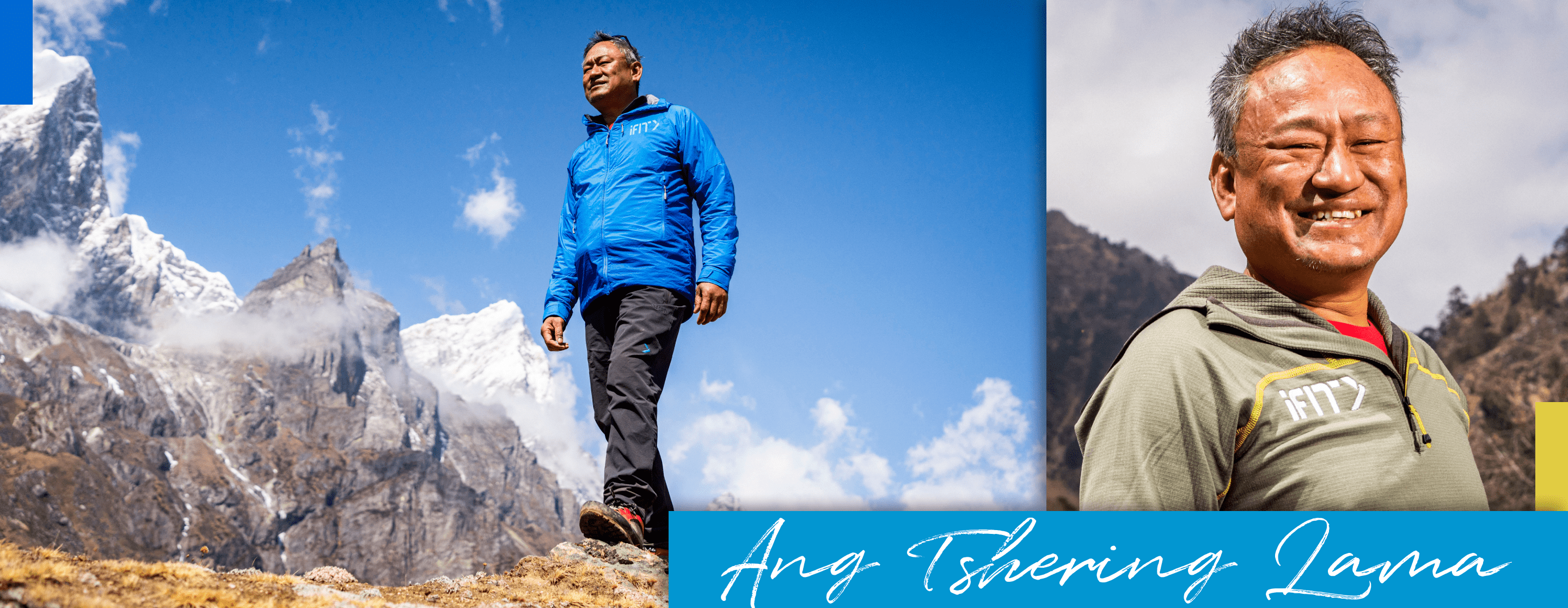 iFit Guide Ang Tshering Lama Everest: A Trek To Base Camp workouts