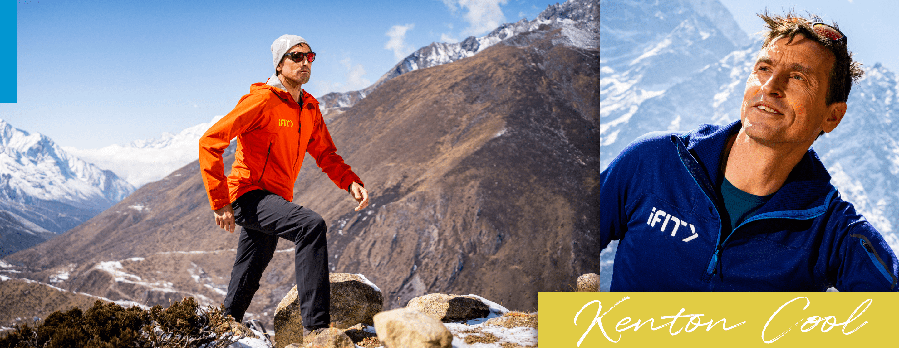 iFit Guide Kenton Cool Everest: A Trek To Base Camp workouts