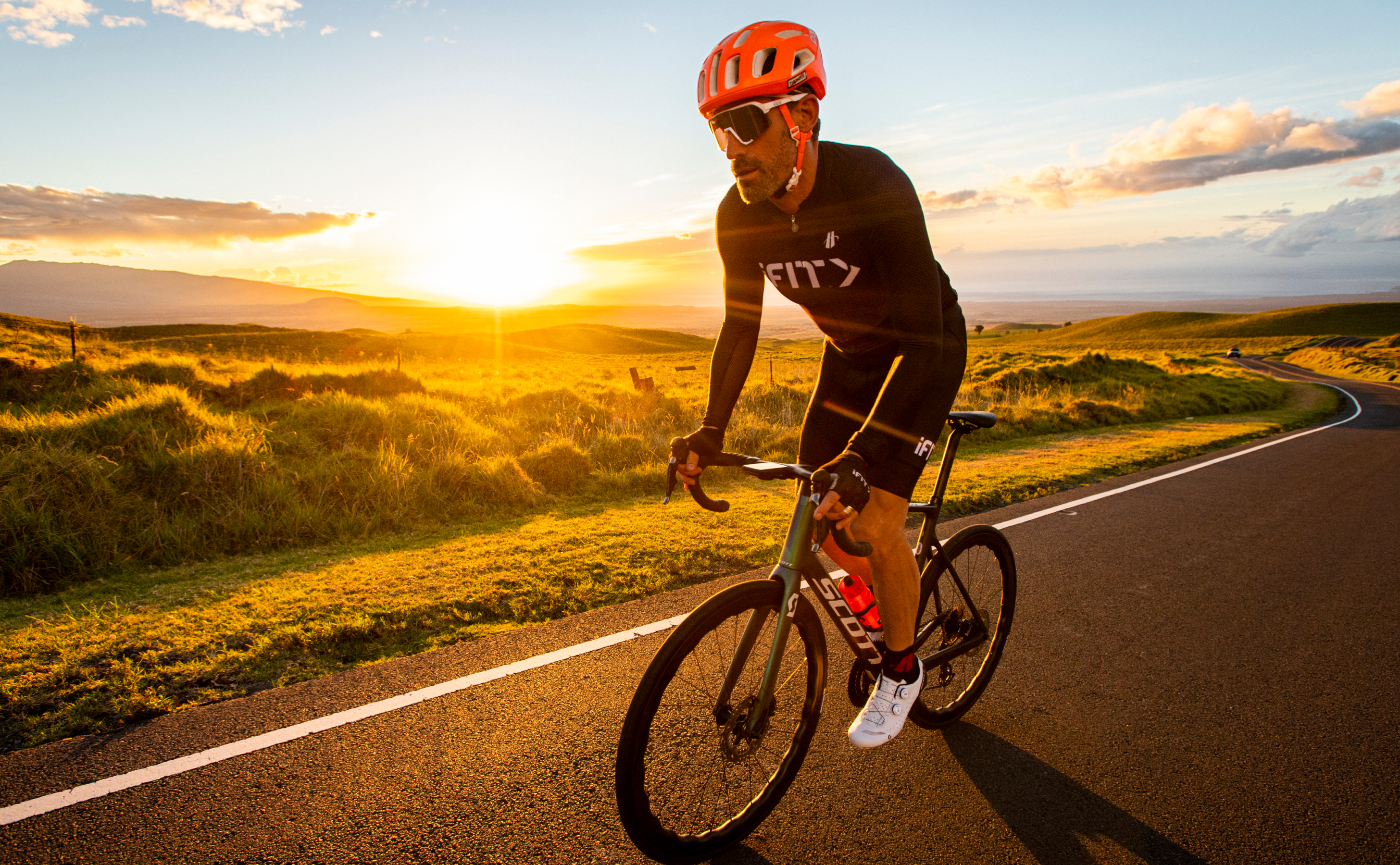 iFit Series Feature: Climbing to the Top cycling classes