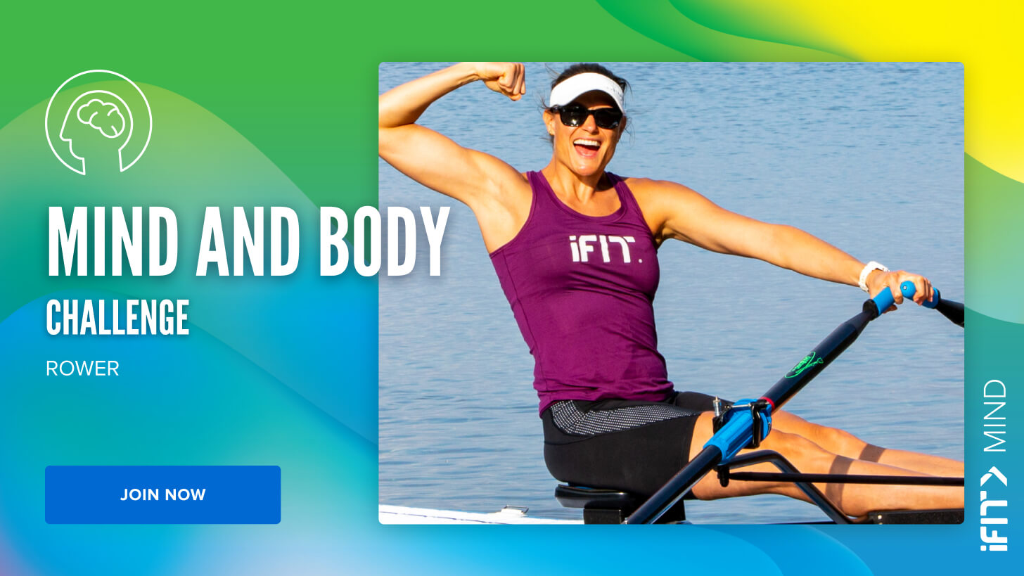 iFit May Challenge: Mind & Body rower workouts