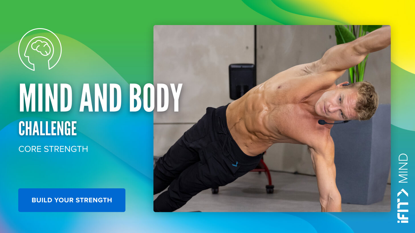 iFit May Challenge: Mind & Body strength classes