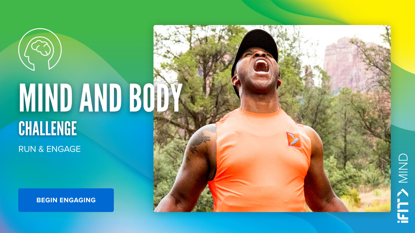 iFit May Challenge: Mind & Body running workouts