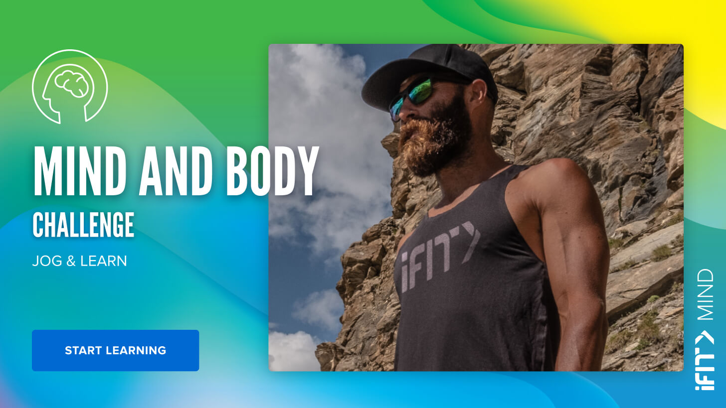 iFit May Challenge: Mind & Body treadmill classes