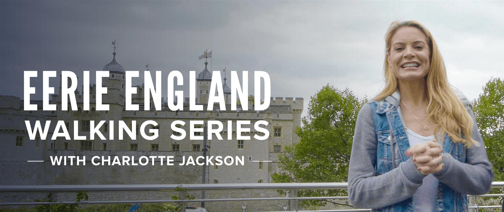 iFit Eerie England Walking Series walking workouts