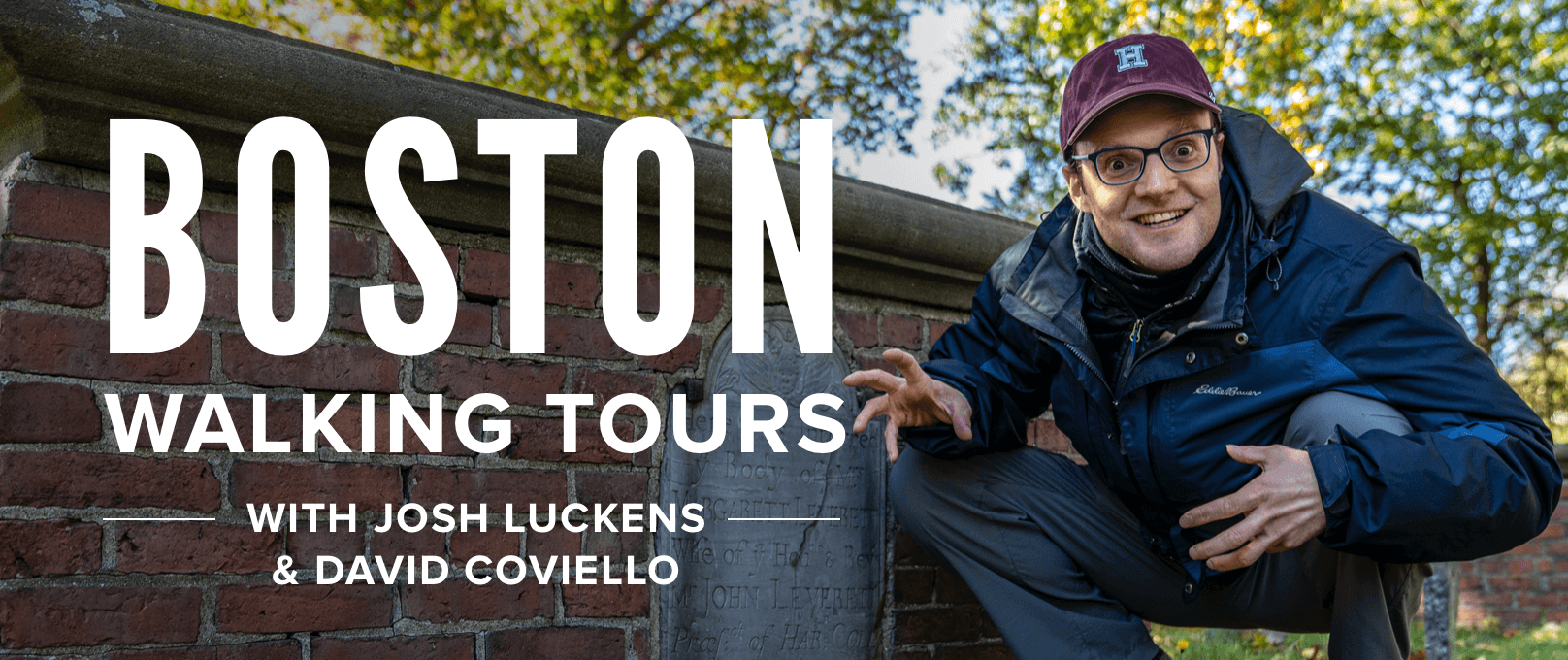 iFit Boston Walking Tours with Josh Luckens and David Coviello walking workouts