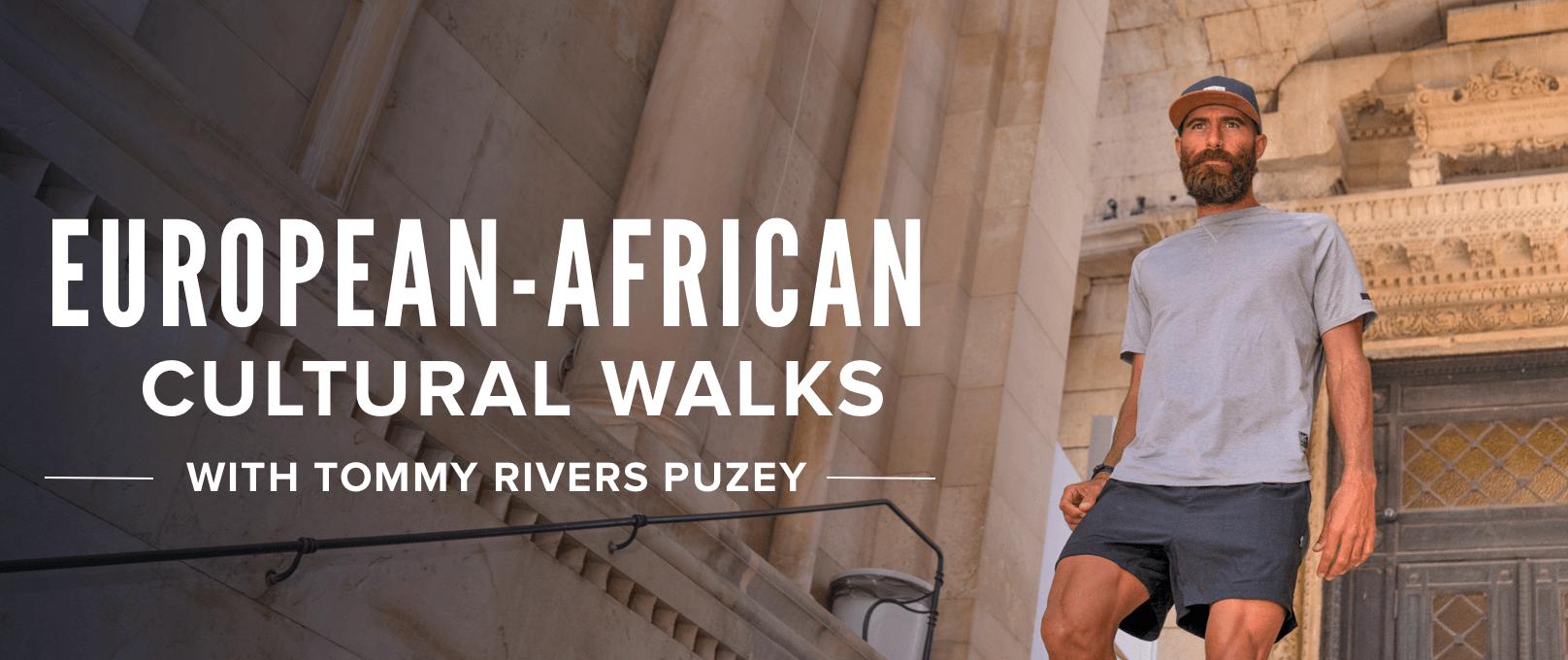 iFit European-African Cultural Walks Series walking workouts