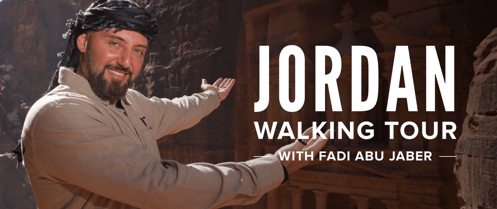 iFit Jordan Walking Tour Series walking workouts