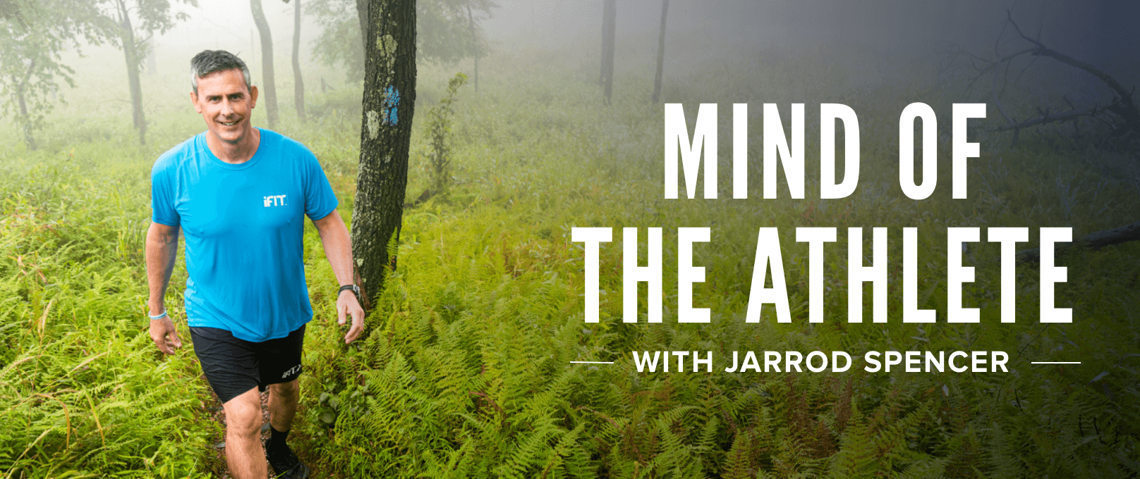 iFit Mind of the Athlete Series walking workouts