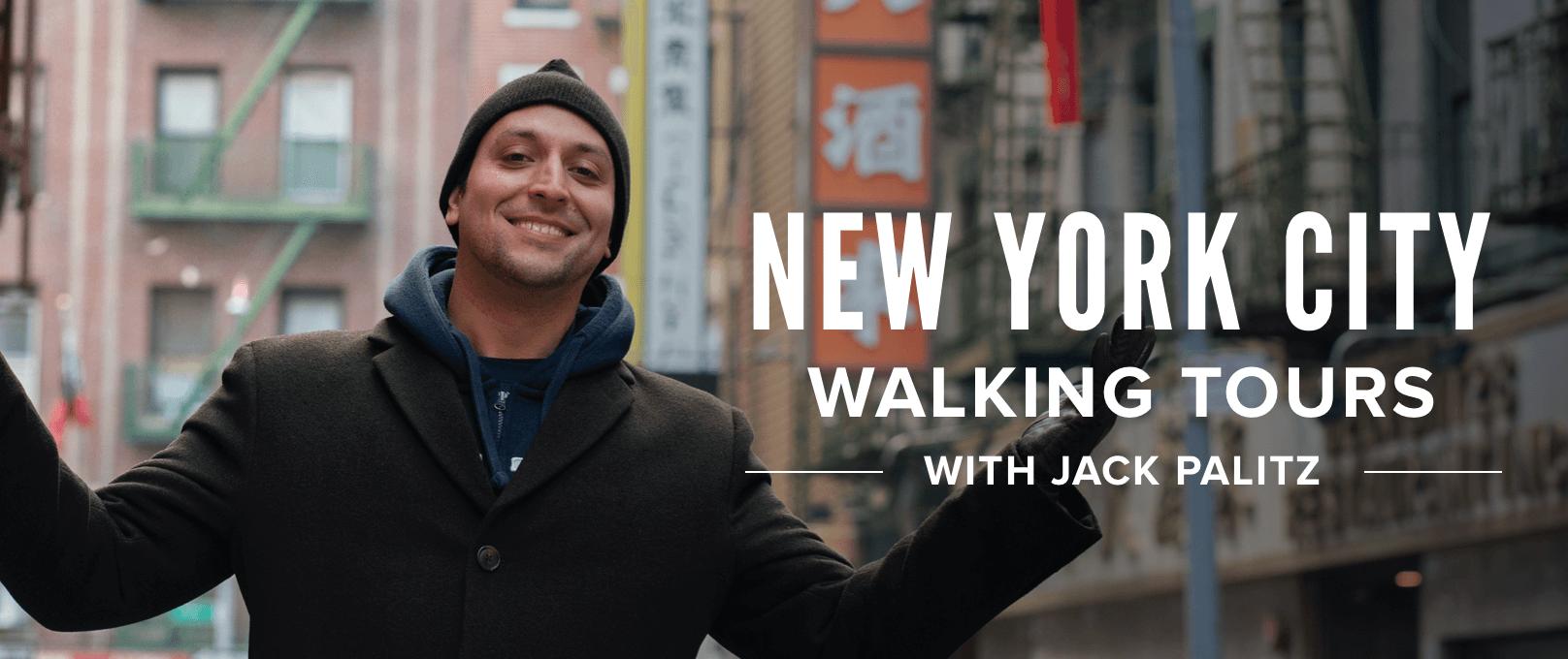 iFit New York City Walking Tour Series walking workouts