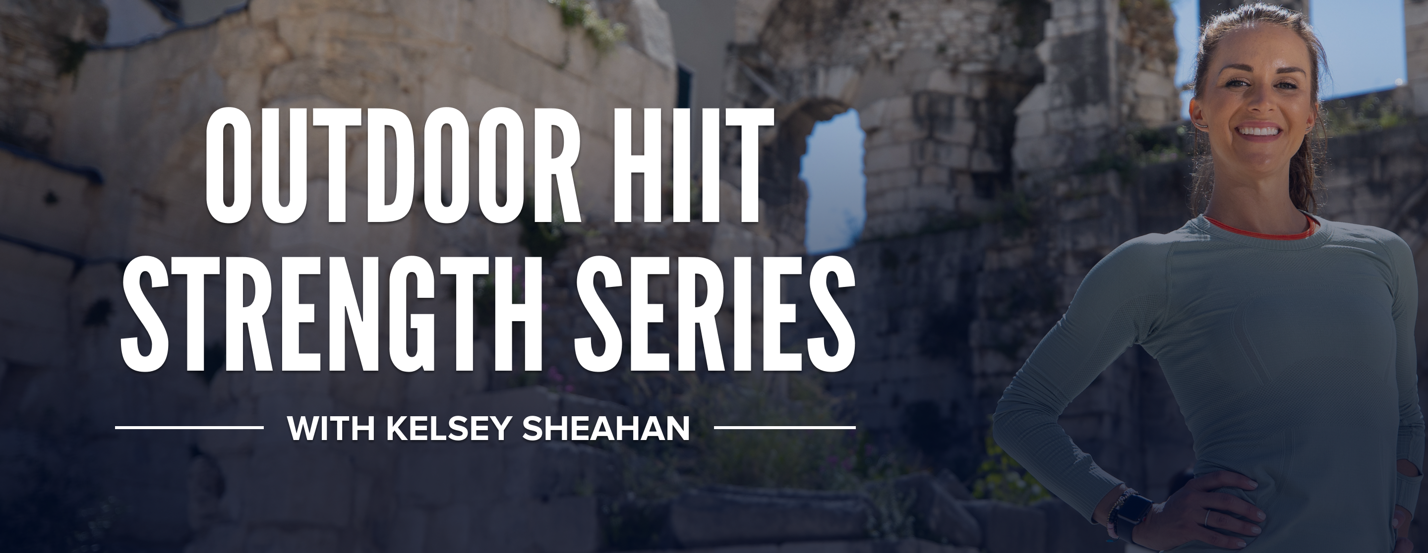 Outdoor HIIT Strength Series with iFit Trainer Kelsey Sheahan