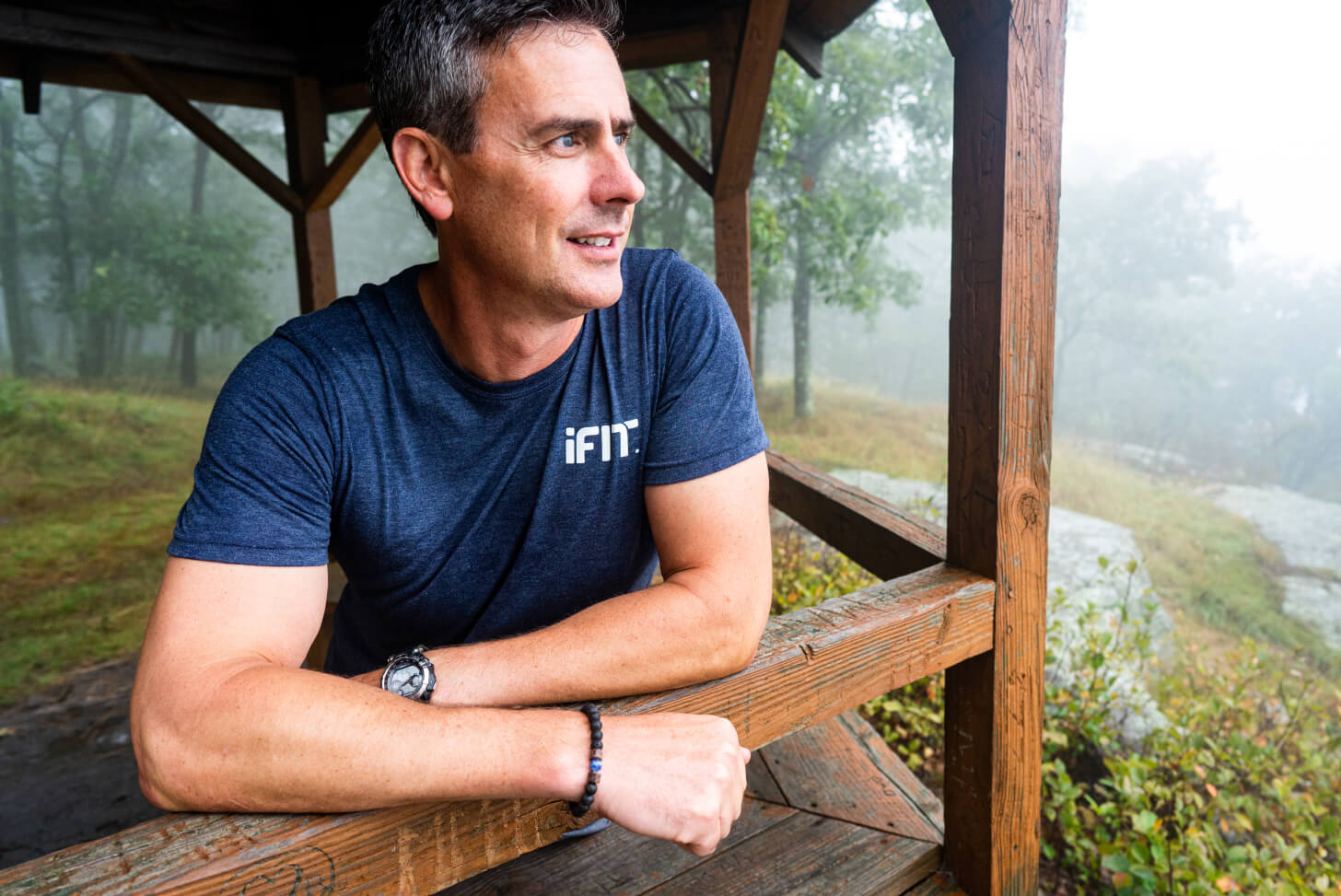 iFIT Guide Dr. Jarrod Spencer coaches the Mind of the Athlete Series