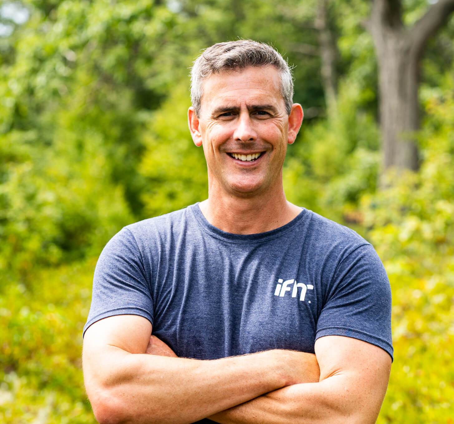 iFIT Guide Dr. Jarrod Spencer