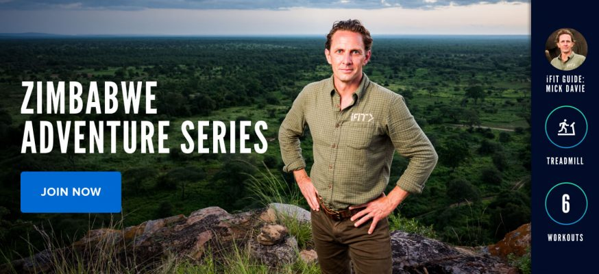 Zimbabwe Adventure Series with iFIT Guide Mick Davie