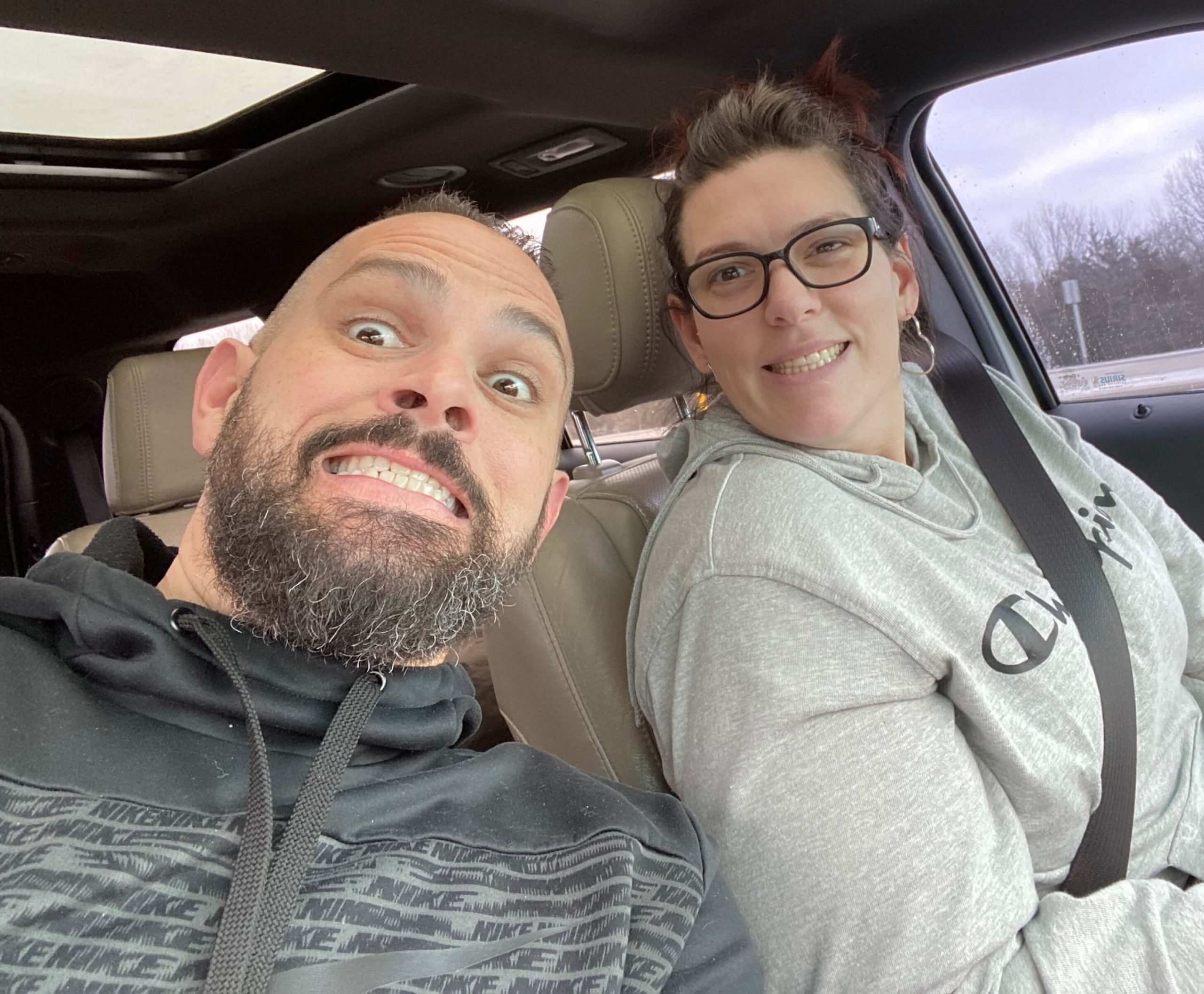 iFIT Member Jason Ash and his wife