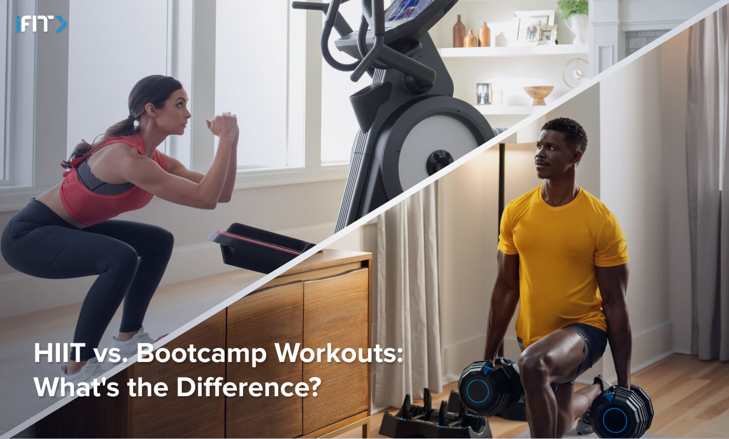 HIIT vs. bootcamp workouts: what's the difference?