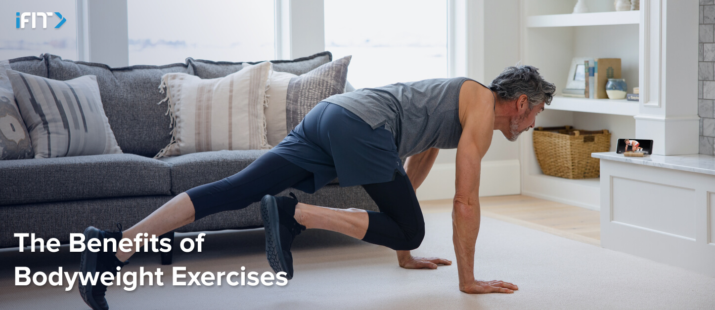 What are the benefits of bodyweight exercises