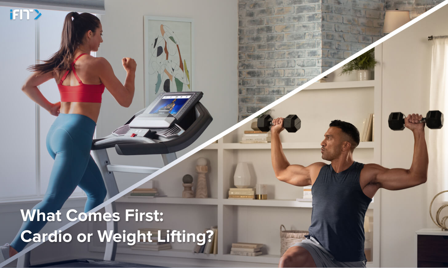 What comes first: cardio or weight lifting?
