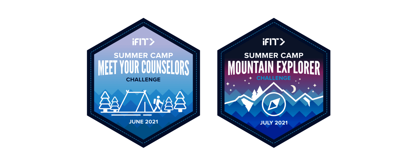 iFIT Summer Camp magnets