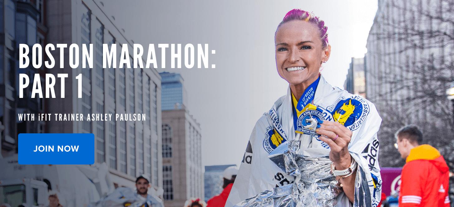 iFIT Boston Marathon Race: Part 1