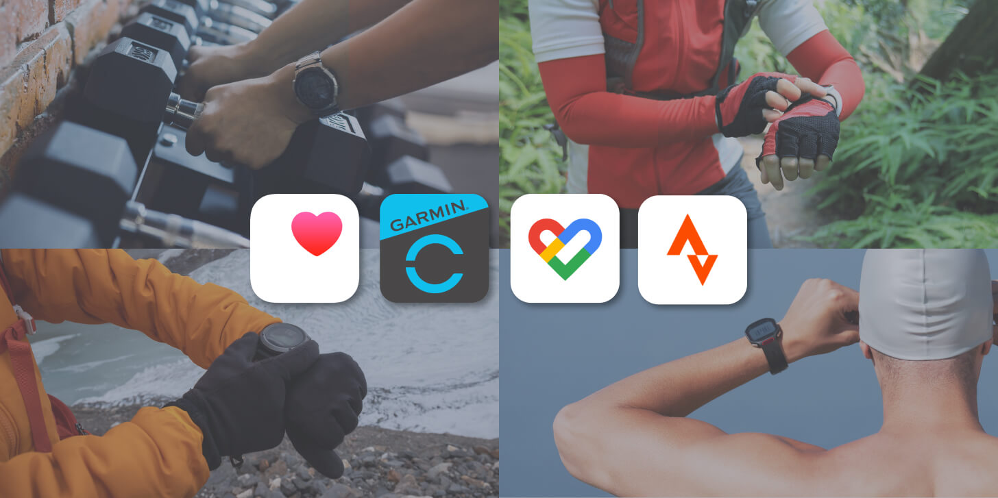 Connect your iFIT app to other fitness apps like Apple Health, Google Fit, Garmin Connect, and Strava
