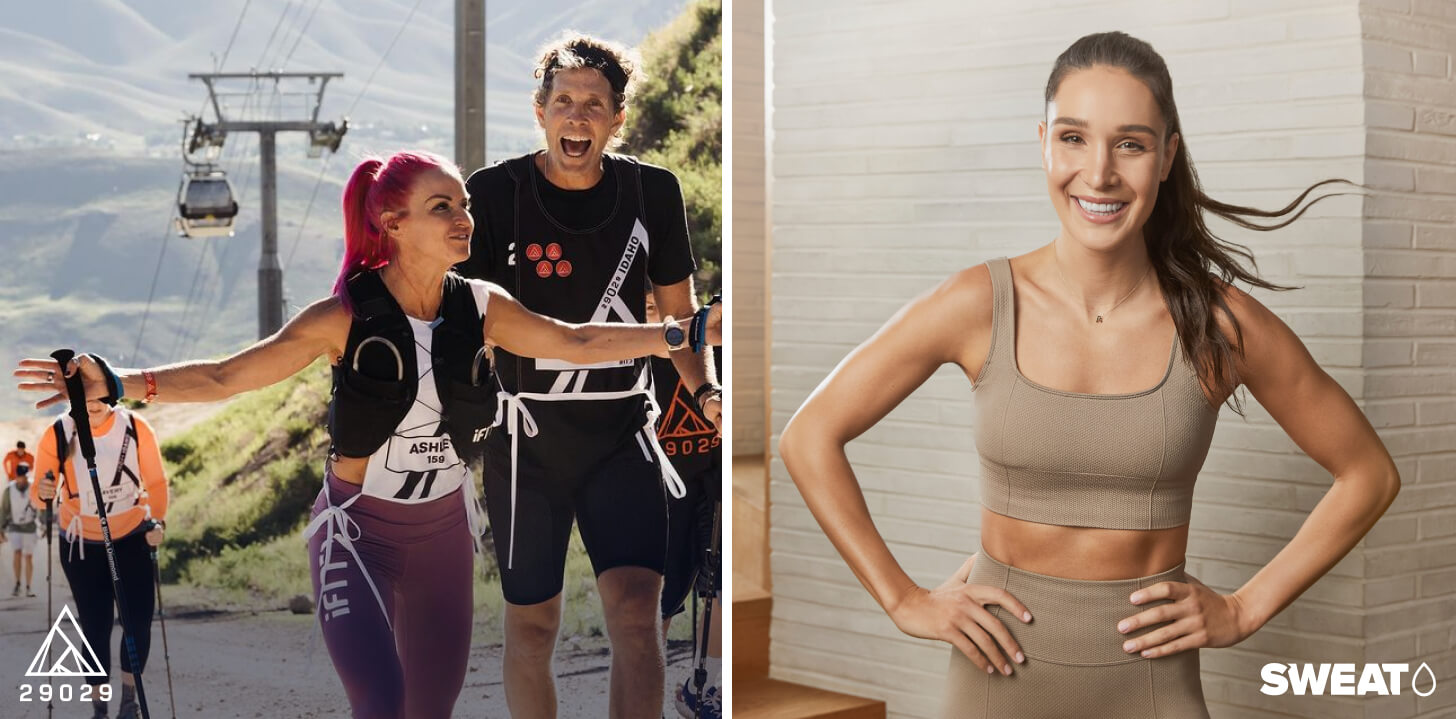 29029 Everest and Kayla Itsines' SWEAT app join the iFIT fitness family