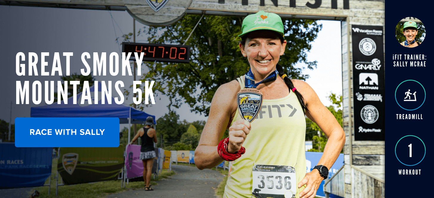 iFIT Great Smoky Mountains 5K