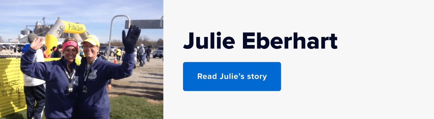 Julie Eberhart iFIT Member
