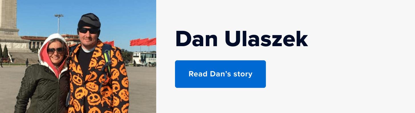 Dan Ulaszek iFIT Member