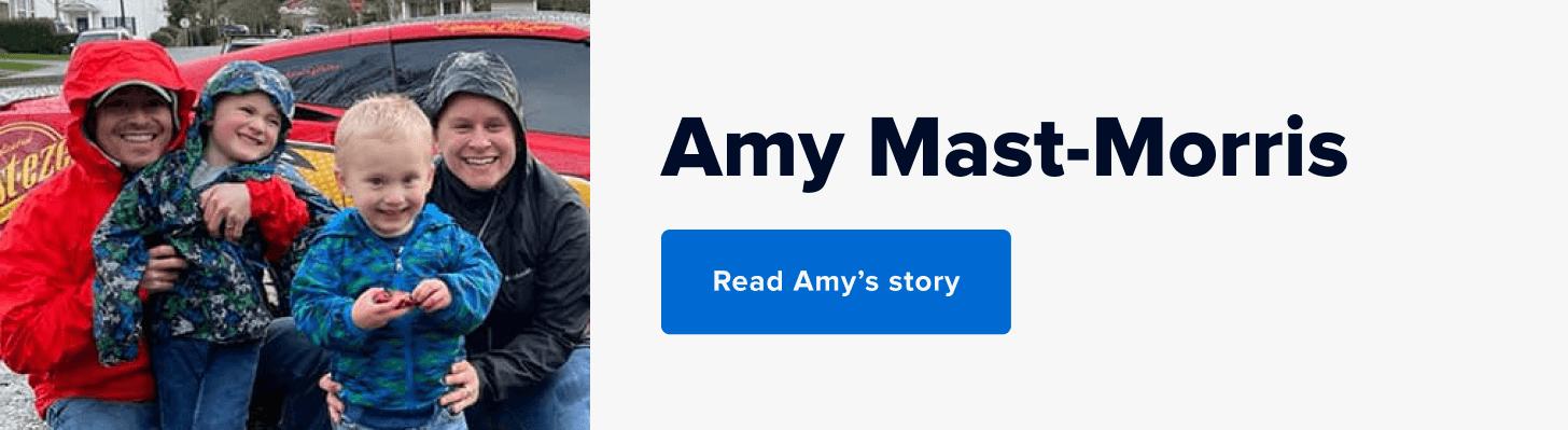 Amy Mast-Morris iFIT Member