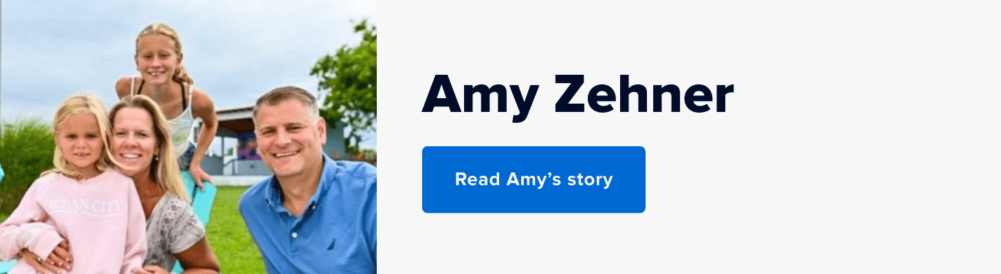Amy Zehner iFIT Member
