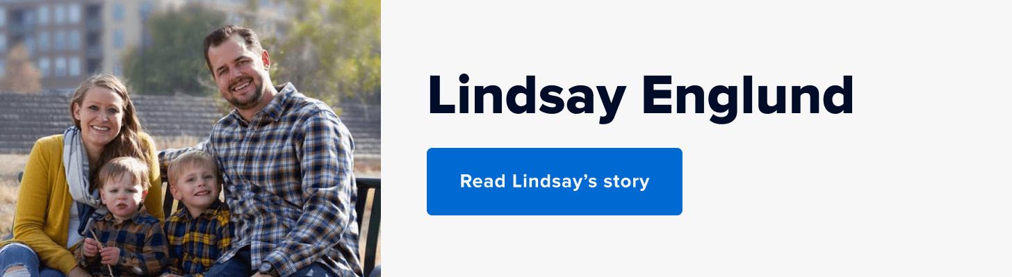 Lindsay Englund iFIT Member