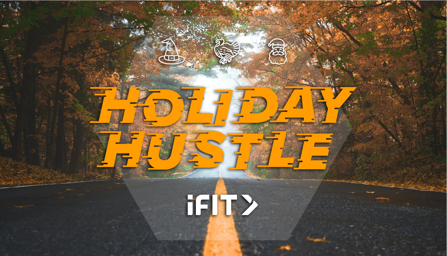 iFIT Holiday Hustle