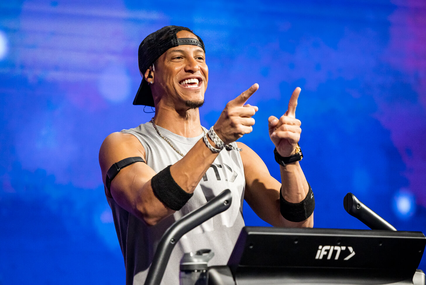 iFIT Trainer Jonnie Gale